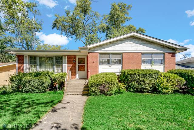 1232 Evergreen Road, Homewood, IL 60430 (MLS #11214804) :: The Wexler Group at Keller Williams Preferred Realty