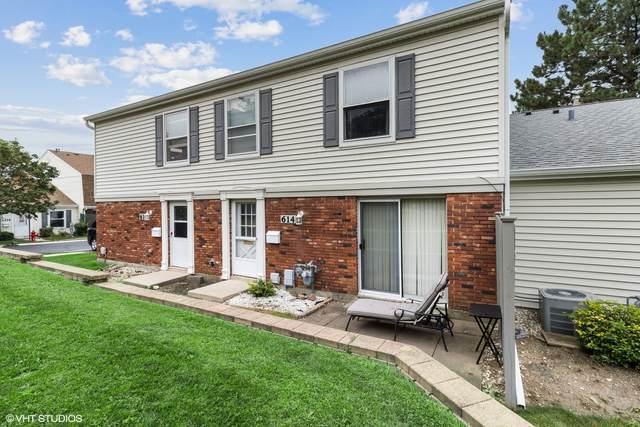 614 Bryn Mawr Court #614, Schaumburg, IL 60194 (MLS #11214916) :: John Lyons Real Estate
