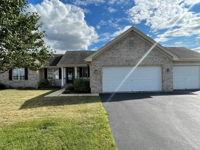 534 Westfield Drive, Stillman Valley, IL 61084 (MLS #11214960) :: The Wexler Group at Keller Williams Preferred Realty