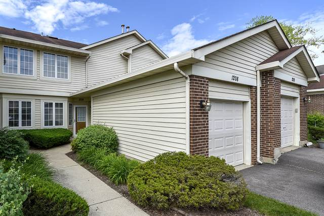 1208 S Parkside Drive, Palatine, IL 60067 (MLS #11215012) :: Littlefield Group