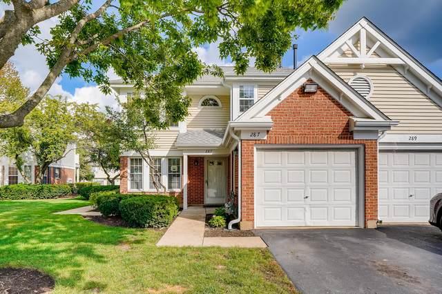 287 Green Knoll Lane, Streamwood, IL 60107 (MLS #11215199) :: John Lyons Real Estate