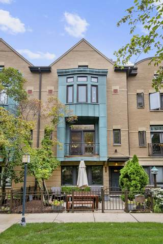 30 S Throop Parkway, Chicago, IL 60607 (MLS #11215213) :: The Spaniak Team