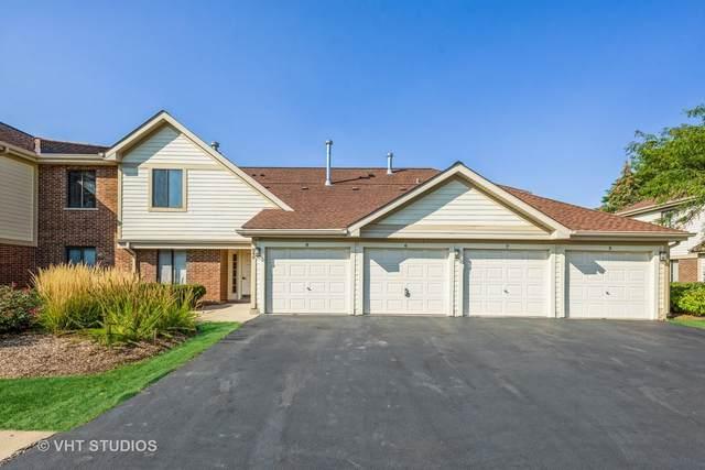 848 Kings Row E #6, Palatine, IL 60074 (MLS #11215227) :: John Lyons Real Estate