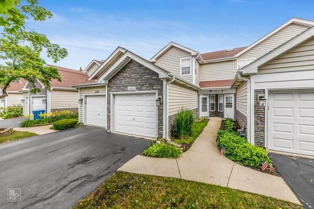 1231 Cranbrook Drive #1231, Schaumburg, IL 60193 (MLS #11215246) :: Littlefield Group