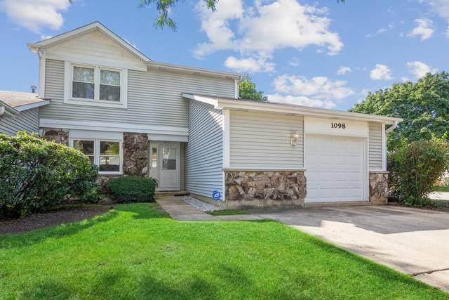 1098 Longboat Court, Schaumburg, IL 60194 (MLS #11215324) :: John Lyons Real Estate
