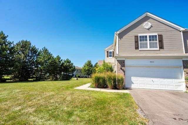 224 Barrett Drive D, Yorkville, IL 60560 (MLS #11215331) :: John Lyons Real Estate