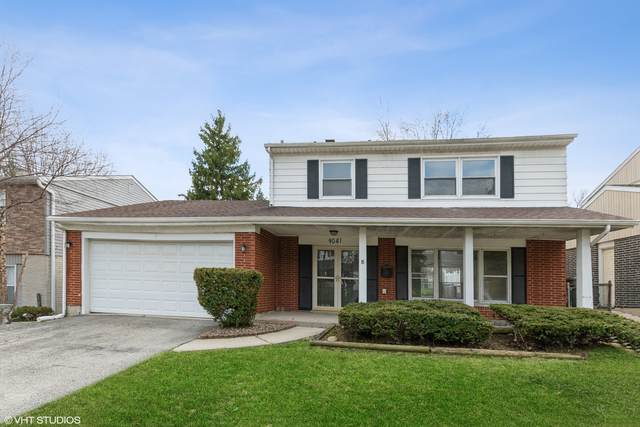 9041 Chestnut Drive, Hickory Hills, IL 60457 (MLS #11215378) :: The Wexler Group at Keller Williams Preferred Realty