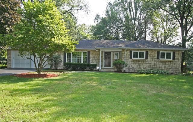 1125 Woodview Road, Burr Ridge, IL 60527 (MLS #11215405) :: The Wexler Group at Keller Williams Preferred Realty
