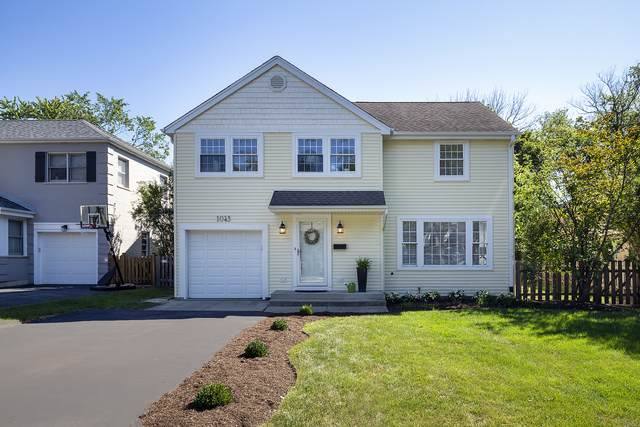 1043 Briarwood Lane, Northbrook, IL 60062 (MLS #11215549) :: Ryan Dallas Real Estate