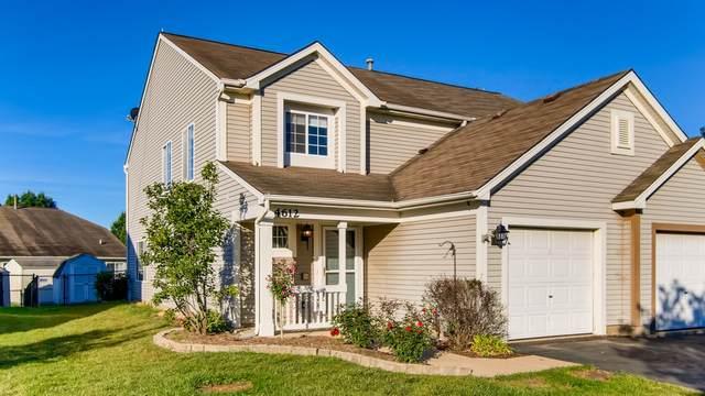 4612 Magnolia Lane, Lake In The Hills, IL 60156 (MLS #11215569) :: Suburban Life Realty