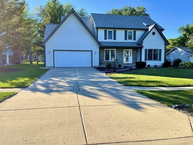 884 Francine Drive, Bartlett, IL 60103 (MLS #11215657) :: Littlefield Group