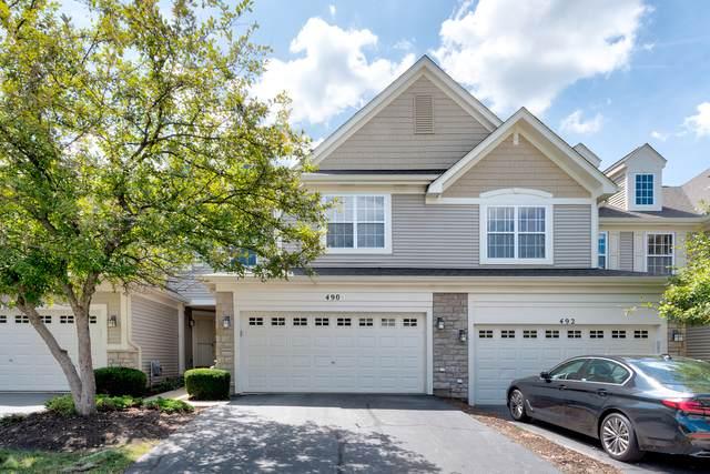 490 Vaughn Circle, Aurora, IL 60502 (MLS #11215673) :: Littlefield Group