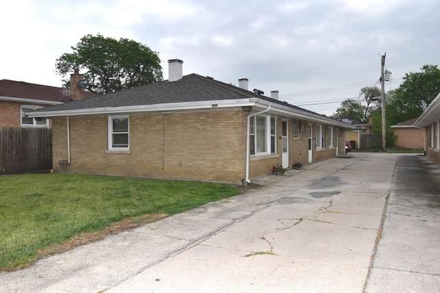 14543 S Blaine Avenue, Posen, IL 60469 (MLS #11215692) :: The Wexler Group at Keller Williams Preferred Realty