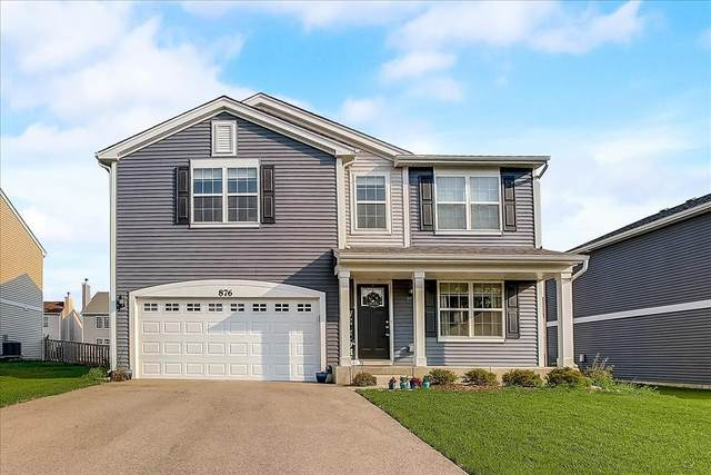 876 Sterling Heights Drive, Antioch, IL 60002 (MLS #11215761) :: Lewke Partners - Keller Williams Success Realty