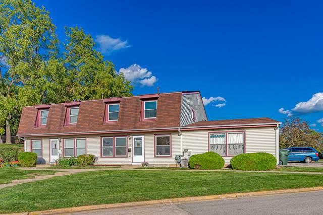 1960 Liberty Place #5611, Hoffman Estates, IL 60169 (MLS #11215969) :: John Lyons Real Estate