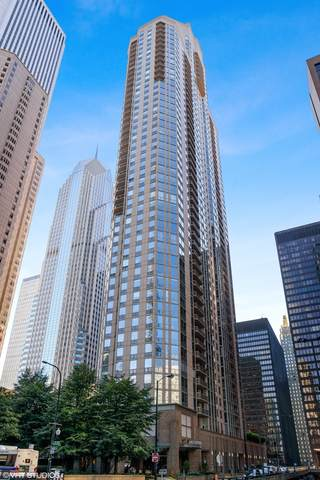 222 N Columbus Drive #3203, Chicago, IL 60601 (MLS #11215981) :: Charles Rutenberg Realty