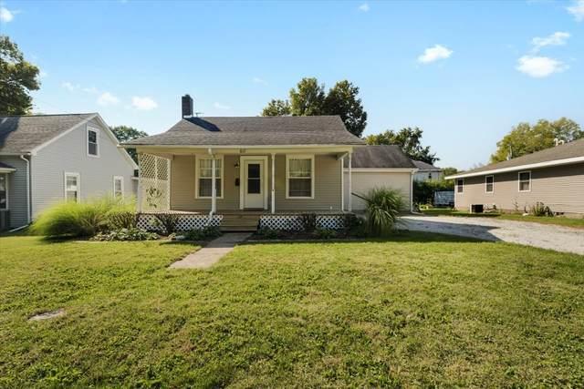 617 W Blaine Street, MONTICELLO, IL 61856 (MLS #11216069) :: Ryan Dallas Real Estate
