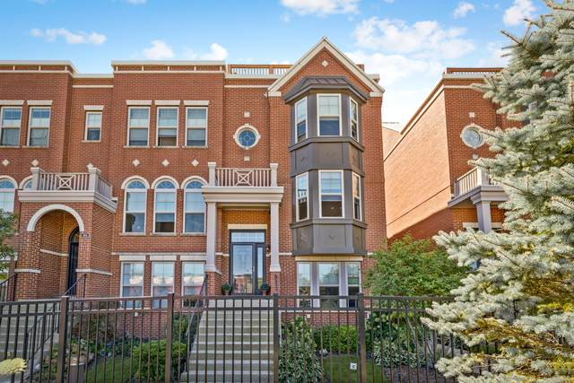 306 Narragansett Court #56, Morton Grove, IL 60053 (MLS #11216094) :: John Lyons Real Estate