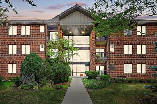 5703 S Cass Avenue #109, Westmont, IL 60559 (MLS #11216160) :: Ryan Dallas Real Estate