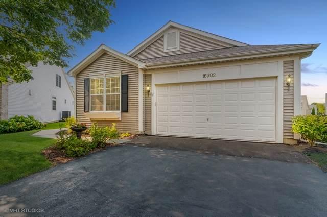16302 Windsor Lake Court, Crest Hill, IL 60403 (MLS #11216248) :: John Lyons Real Estate