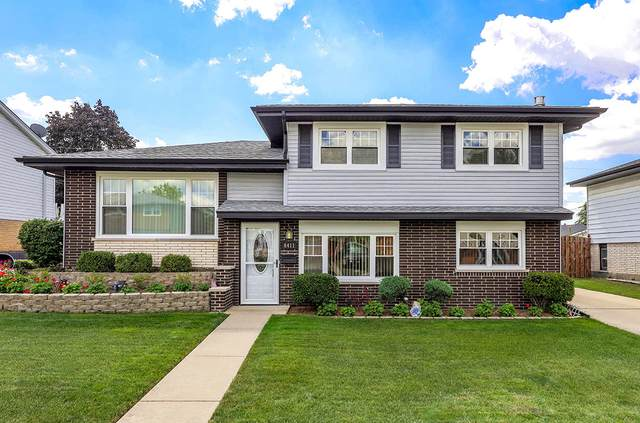 6411 163rd Place, Tinley Park, IL 60477 (MLS #11216264) :: Suburban Life Realty