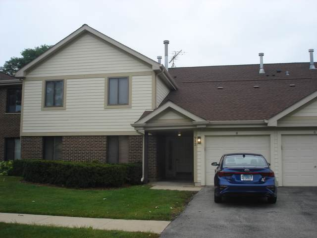 912 E Kings Row #5, Palatine, IL 60074 (MLS #11216267) :: John Lyons Real Estate