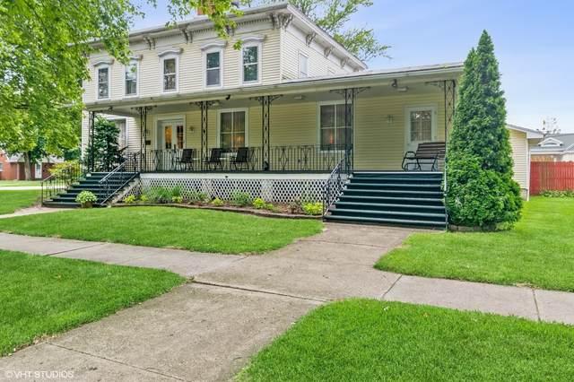 203 N Locust Street, Momence, IL 60954 (MLS #11216316) :: Suburban Life Realty