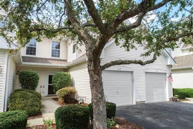 109 Canterbury Court, Oswego, IL 60543 (MLS #11216320) :: John Lyons Real Estate