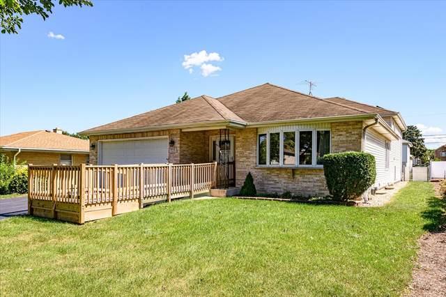 725 N Indiana Street, Elmhurst, IL 60126 (MLS #11216341) :: Angela Walker Homes Real Estate Group