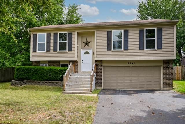 2340 Portsmouth Court, Aurora, IL 60504 (MLS #11216397) :: Angela Walker Homes Real Estate Group
