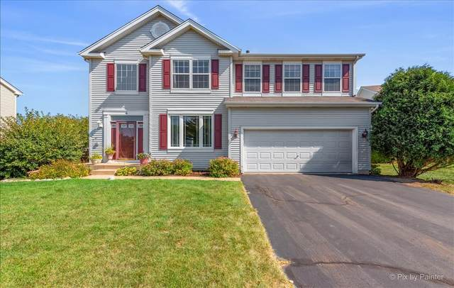 4 Montclair Court, Lake In The Hills, IL 60156 (MLS #11216542) :: John Lyons Real Estate