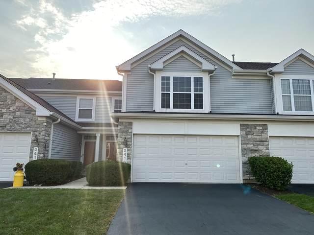 2416 Georgetown Circle, Aurora, IL 60503 (MLS #11216633) :: Littlefield Group