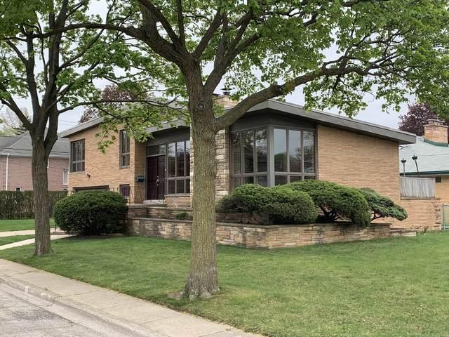 4125 W Estes Avenue, Lincolnwood, IL 60712 (MLS #11216678) :: Ryan Dallas Real Estate