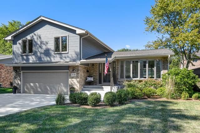 4728 Fair Elms Avenue, Western Springs, IL 60558 (MLS #11216743) :: The Wexler Group at Keller Williams Preferred Realty