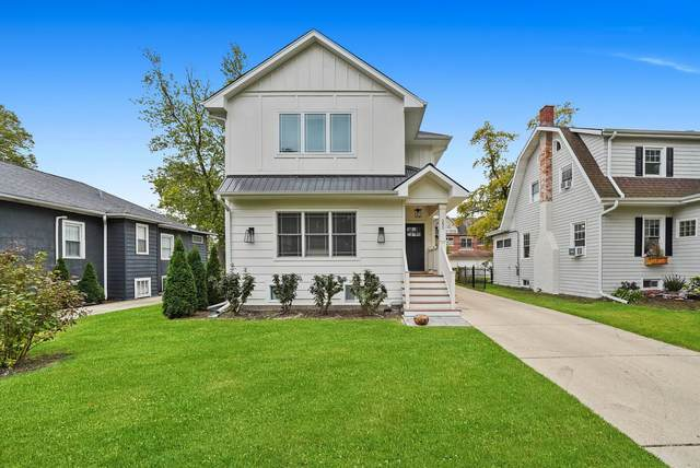 295 Herrick Road, Riverside, IL 60546 (MLS #11216778) :: The Wexler Group at Keller Williams Preferred Realty