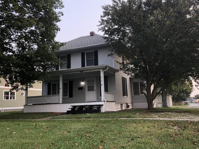 210 E Orleans Street, Paxton, IL 60957 (MLS #11216865) :: Lewke Partners - Keller Williams Success Realty