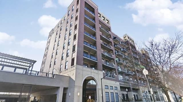 833 W 15th Place 609W, Chicago, IL 60608 (MLS #11216872) :: John Lyons Real Estate