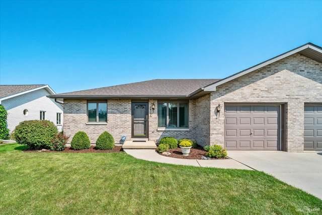 1019 John Street A, Yorkville, IL 60560 (MLS #11216940) :: Lewke Partners - Keller Williams Success Realty