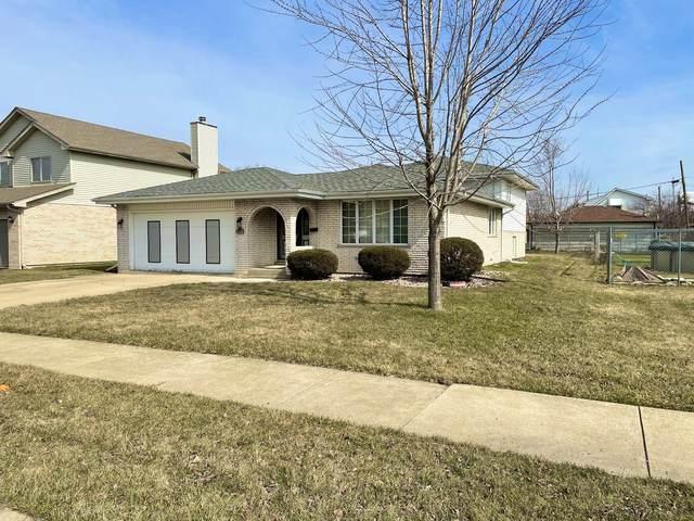 14633 S Sherman Avenue, Posen, IL 60469 (MLS #11216974) :: The Wexler Group at Keller Williams Preferred Realty