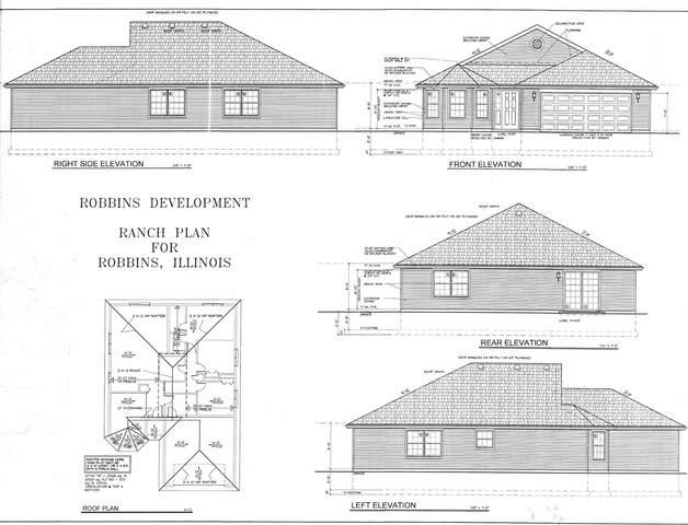 13534 S Lawndale Avenue, Robbins, IL 60472 (MLS #11217007) :: Littlefield Group