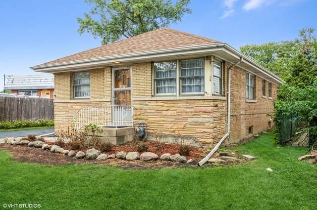 6307 N Caldwell Avenue, Chicago, IL 60646 (MLS #11217030) :: John Lyons Real Estate
