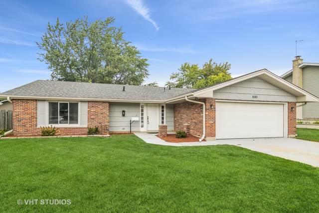 1580 Newcastle Lane, Hoffman Estates, IL 60169 (MLS #11217089) :: BN Homes Group