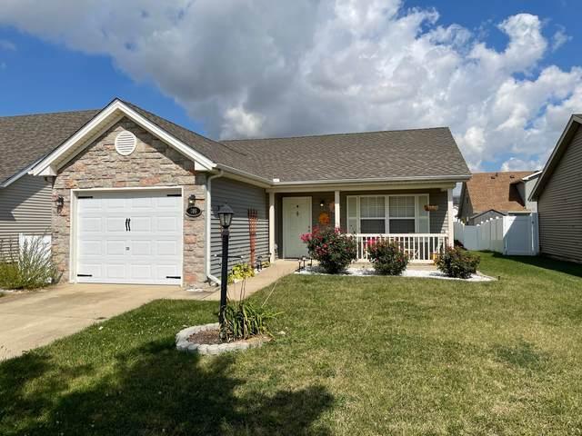 706 Luria Lane, Champaign, IL 61822 (MLS #11217217) :: John Lyons Real Estate