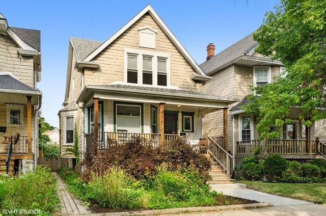 2334 N Lawndale Avenue, Chicago, IL 60647 (MLS #11217232) :: The Wexler Group at Keller Williams Preferred Realty