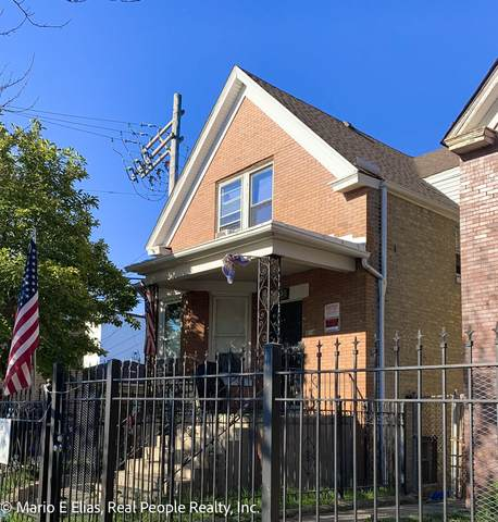 814 N Homan Avenue, Chicago, IL 60651 (MLS #11217263) :: Touchstone Group
