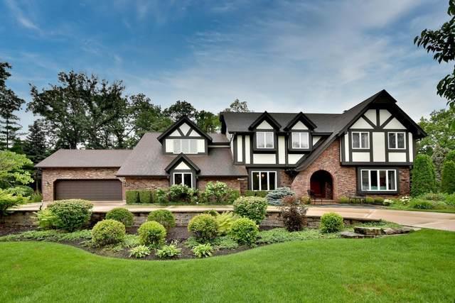 607 Lakewood Court, Oak Brook, IL 60523 (MLS #11217271) :: John Lyons Real Estate