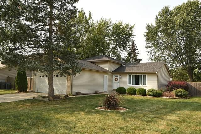 13858 Rockbluff Way, Homer Glen, IL 60491 (MLS #11217287) :: John Lyons Real Estate