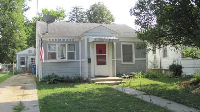 739 E Benton Street, Morris, IL 60450 (MLS #11217301) :: The Wexler Group at Keller Williams Preferred Realty