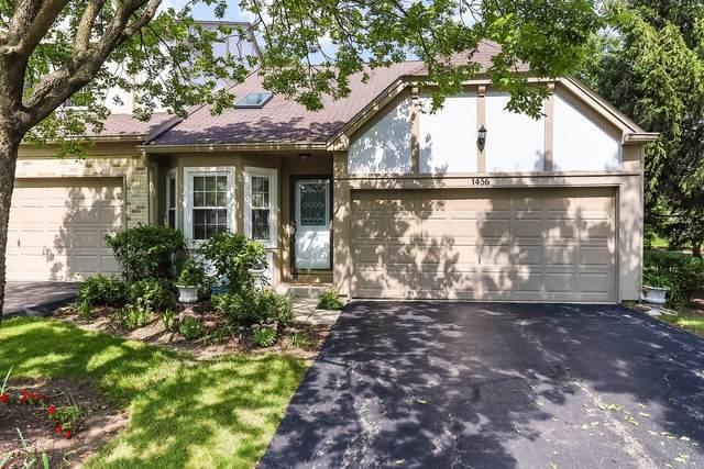 1456 W Sapphire Drive S, Hoffman Estates, IL 60192 (MLS #11217341) :: Littlefield Group