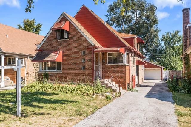 7733 S Hamilton Avenue, Chicago, IL 60620 (MLS #11217399) :: John Lyons Real Estate